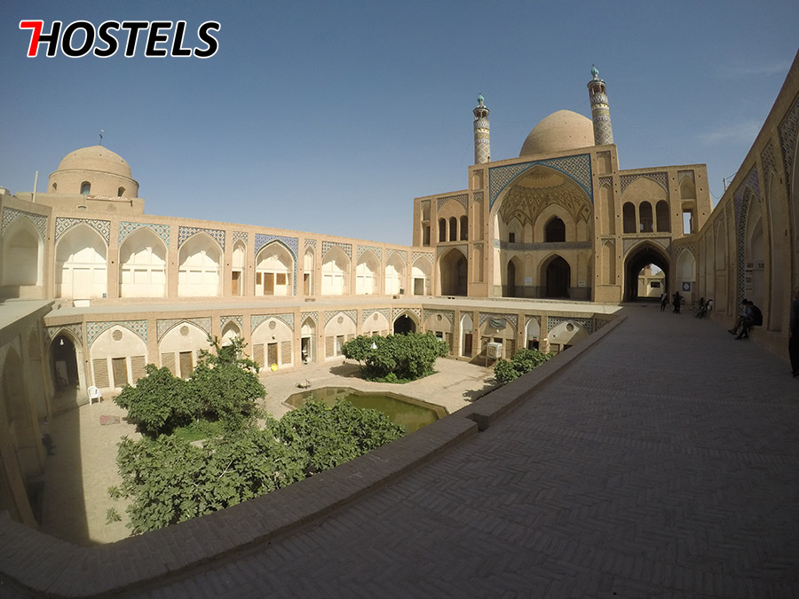 Kashan Sightseeing Tour